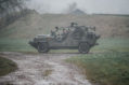 Supacat Light Reconnaissance Vehicle 4x4