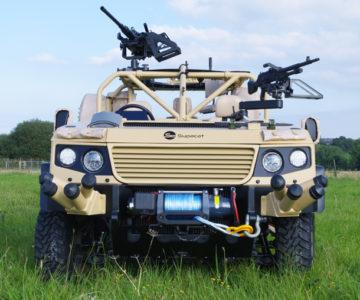Supacat LRV 400