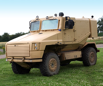 The Supacat SPV400
