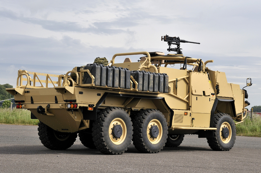 Home - Supacat - High mobility vehicles