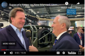 Interview with Supacat's Chief Executive on Britain's Defence Strategy