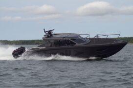 M15 Marell Boat