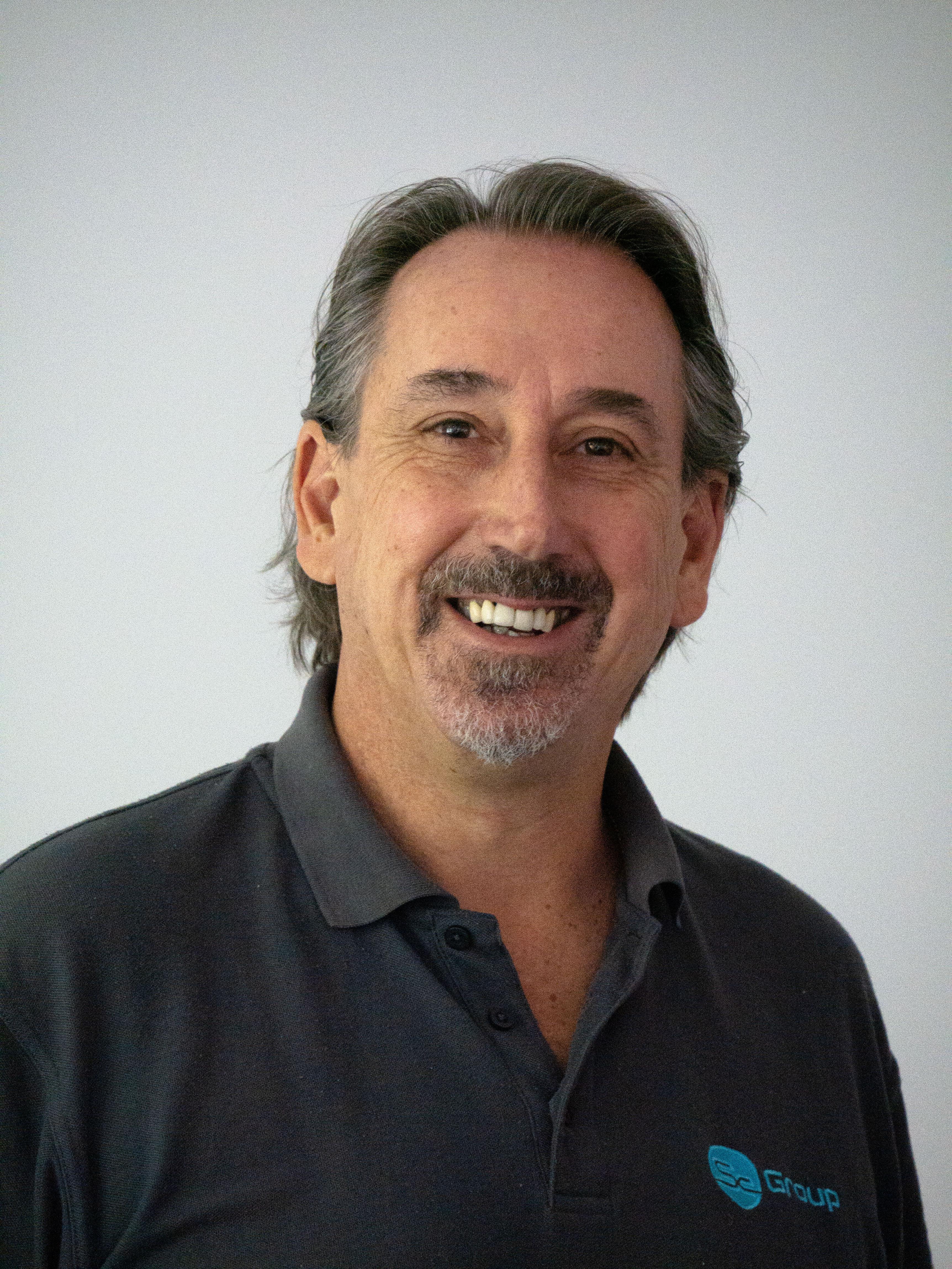 Rob Pecchiari Head of Finance